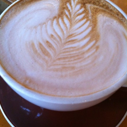 Photo taken at Louisa's Cafe & Bakery by Marzena on 7/17/2012