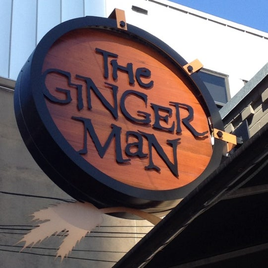 Photo taken at The Ginger Man by Anne on 3/12/2012