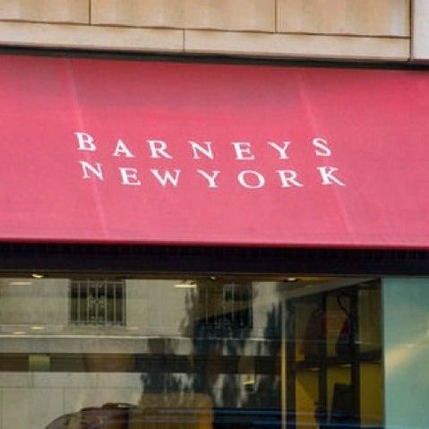 Photo taken at Barneys New York by NuYu U. on 5/15/2012