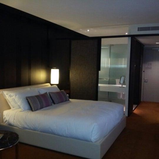 Photo taken at Crown Metropol Hotel by Nina farhana F. on 7/13/2012