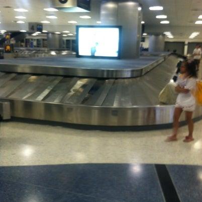 Terminal C Baggage Claim George Bush Intercontinental