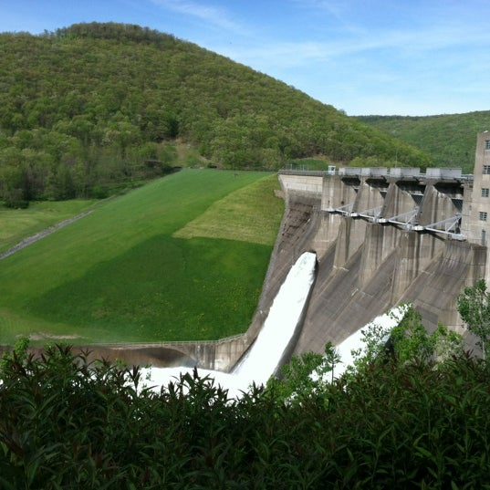 Photo taken at Kinzua Dam by Kelly on 5/12/2012