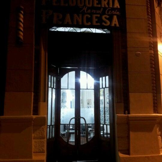 Photo taken at Museo Restaurant Peluqueria Francesa by Alejandra G. on 6/1/2012