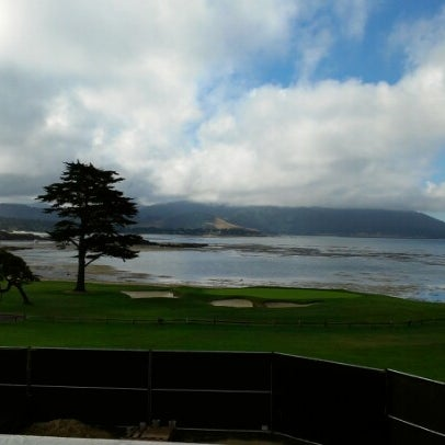 Photo taken at The Lodge at Pebble Beach by Robyn W. on 6/23/2012