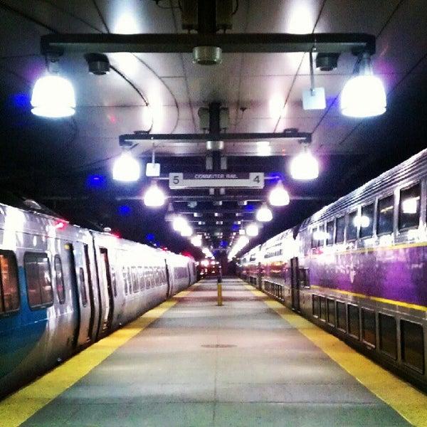 Photo taken at MBTA South Station by @tdavidson on 7/17/2012