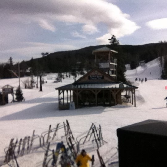 Photo taken at Bretton Woods by Meshi D. on 2/14/2012