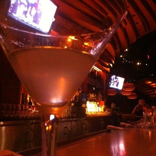 Photo taken at STACK Restaurant & Bar by Matt H. on 2/29/2012