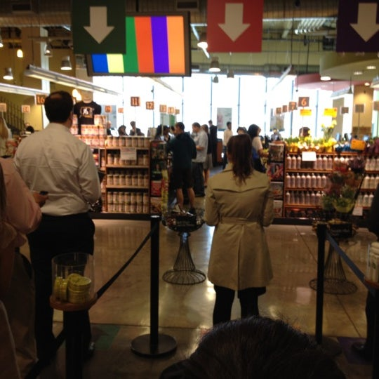 Photo taken at Whole Foods Market by Jason M. on 3/22/2012