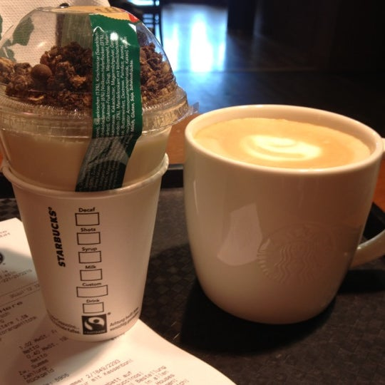 Photo taken at Starbucks by Alexandra S. on 7/30/2012