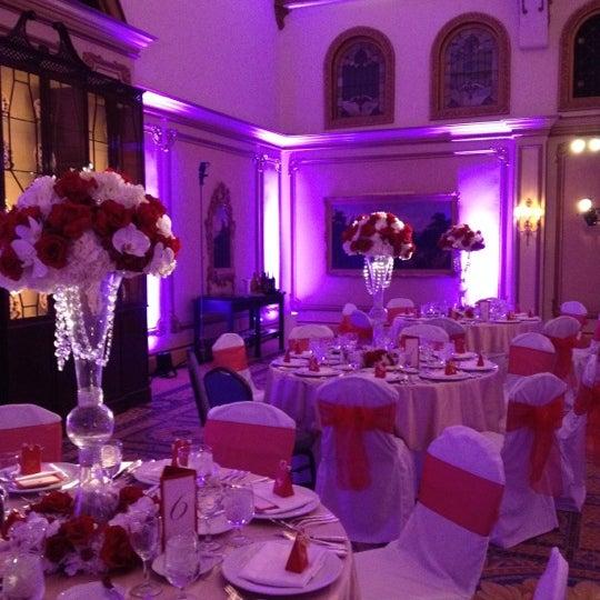 Photo taken at Langham Huntington Hotel by Ryan R. on 4/29/2012