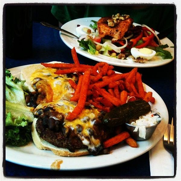 Photo taken at Skylight Diner by Erik R. on 5/30/2012