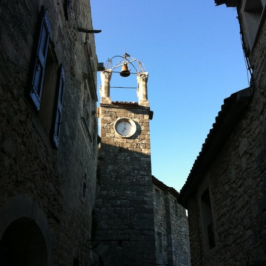 Photo taken at le luberon by Véronique B. on 8/24/2012