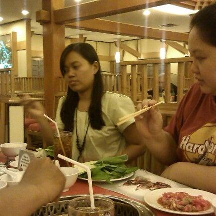 Photo taken at Hanamasa by Anton W. on 8/27/2012
