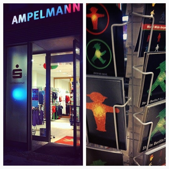 Photo taken at AMPELMANN Shop by Nastya V. on 4/9/2012