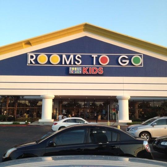 Rooms To Go Furniture Store 5800 Veterans Memorial Blvd