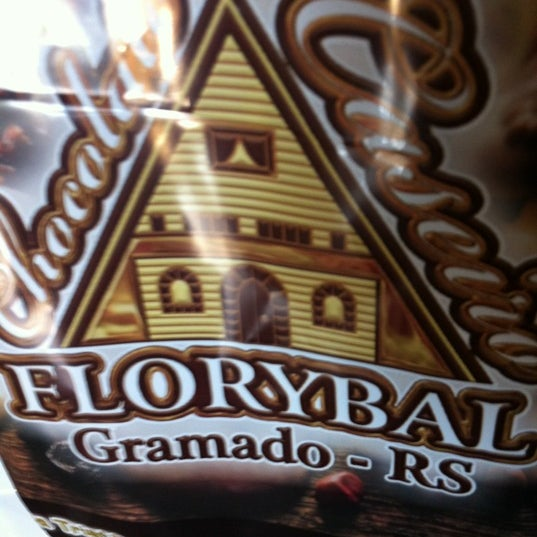 Photo taken at Florybal Chocolates by Wesley R. on 2/20/2012
