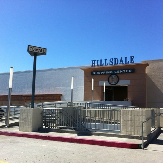 Photo taken at Hillsdale Shopping Center by Devans00 .. on 4/14/2012