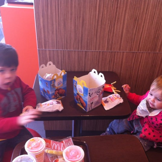 Photo taken at McDonald's by Pablo P. on 7/28/2012