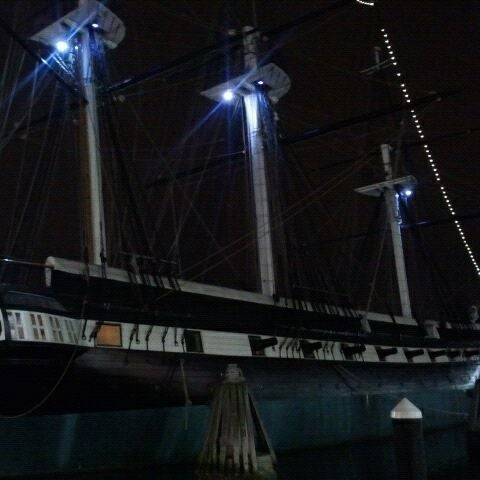 Photo taken at USS Constellation by Joseph G. on 2/15/2012