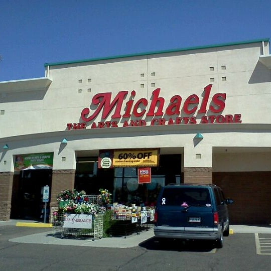Photo taken at Michaels by Andrew D. on 4/15/2012