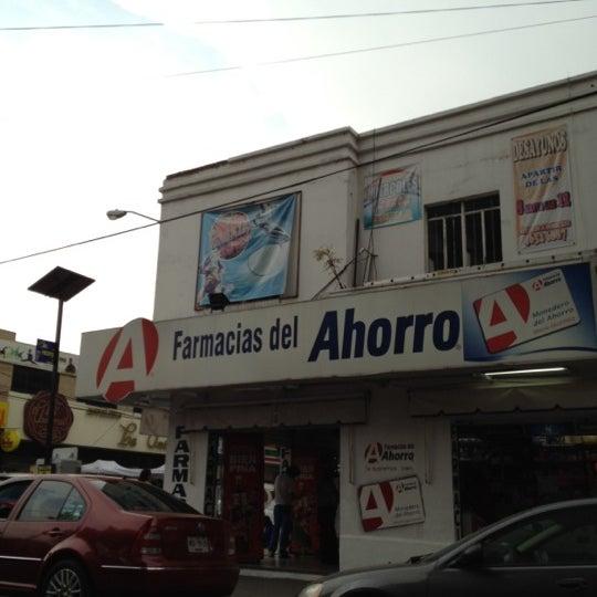 Farmacias del Ahorro - Clavería - Azcapotzalco, Distrito