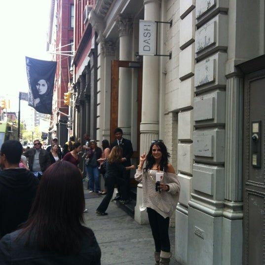 Photo taken at Dash NYC by Heather C. on 4/14/2012