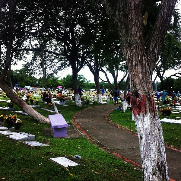 Cementerio jardines del recuerdo av bartolom salon for Jardines del recuerdo