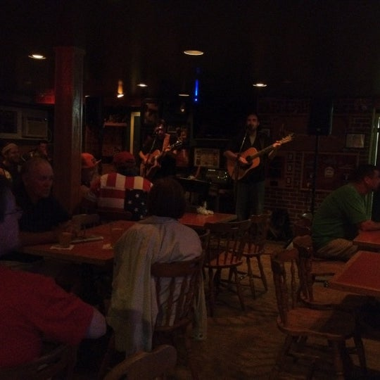 Photo taken at McGuirk's Ocean View by Dave D. on 7/4/2012