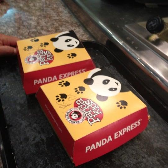 Photo taken at Panda Express by Peter A. on 7/6/2012