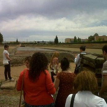 Photo taken at Circo Romano by María T. on 6/8/2012