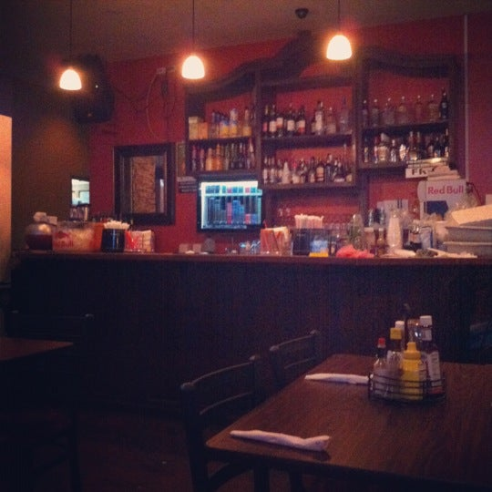 Photo taken at Woodford Café by Bobby R. on 6/16/2012