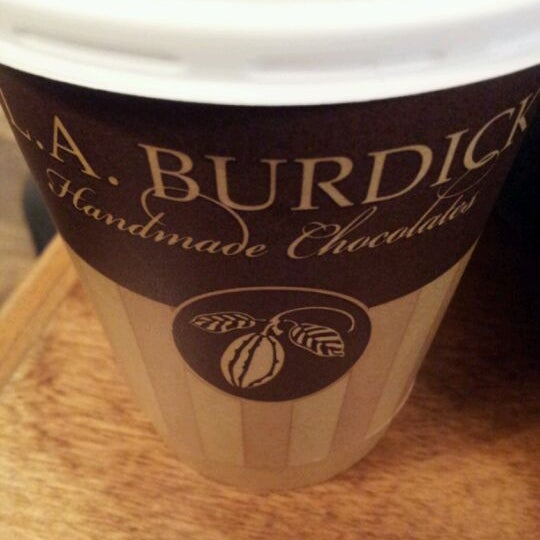 Photo taken at L.A. Burdick Chocolate by Sabrina G. on 2/17/2012