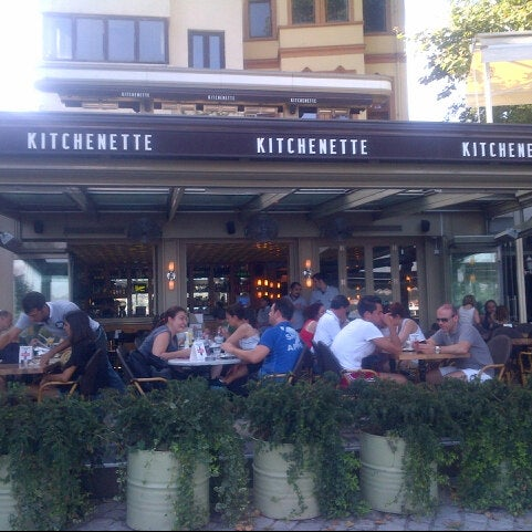 Photo taken at Kitchenette by LUIS A. on 7/29/2012
