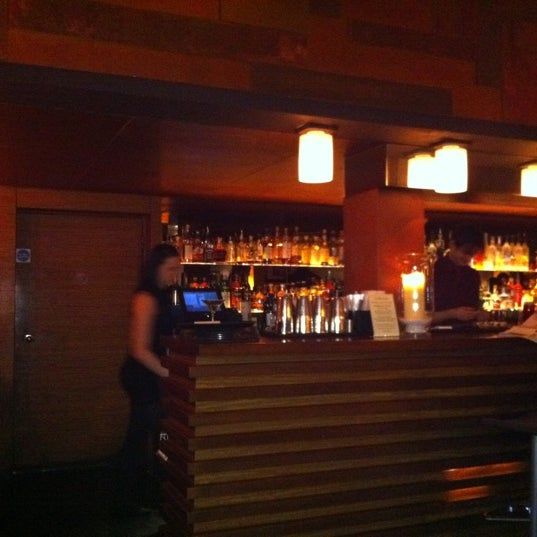 Photo taken at Christopher's Martini Bar by Carolina T. on 3/6/2012