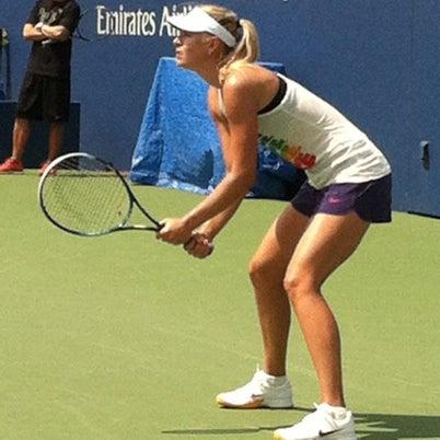 Photo taken at US Open Tennis Championships by Richard B. on 8/23/2012