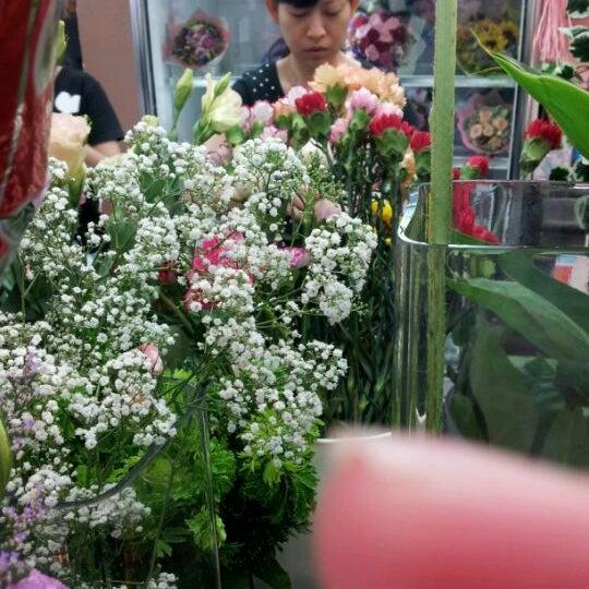 Photo taken at NTUC FairPrice by KYM N. on 5/12/2012