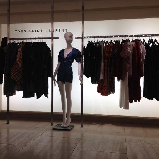 Photo taken at Barneys New York by Лолита К. on 4/30/2012