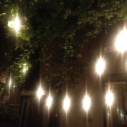 Photo taken at Vinegar Hill House by Anil P. on 5/28/2012