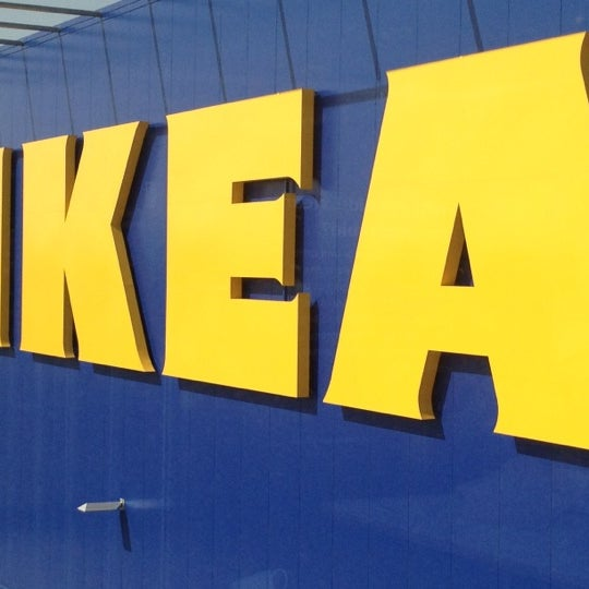 Photo taken at IKEA Centennial by Eric G. on 8/22/2012