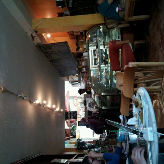 Photo taken at Spasso Coffeeshop by J on 2/25/2012