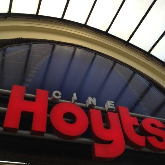 Photo taken at Cine Hoyts by Orlaando F. on 5/20/2012
