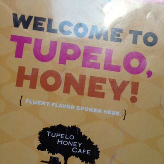 Photo taken at Tupelo Honey Cafe by Alex C. on 6/24/2012