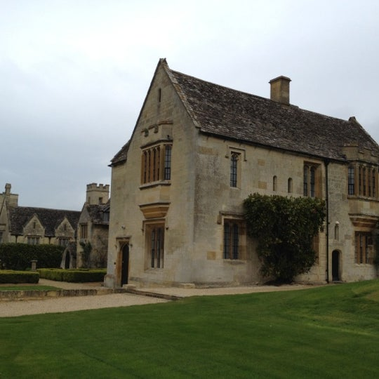 Photo taken at Ellenborough Park by Marc P S. on 5/7/2012
