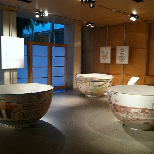 Photo taken at Asia Society New York by Eva R. on 7/10/2012