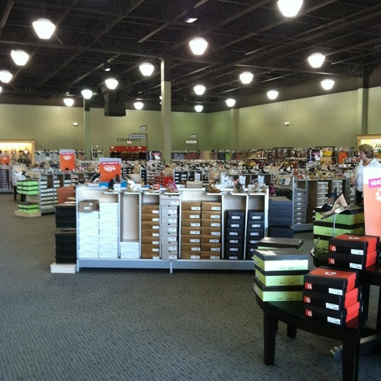 Photo taken at DSW Designer Shoe Warehouse by Nathan M. on 5/3/2012
