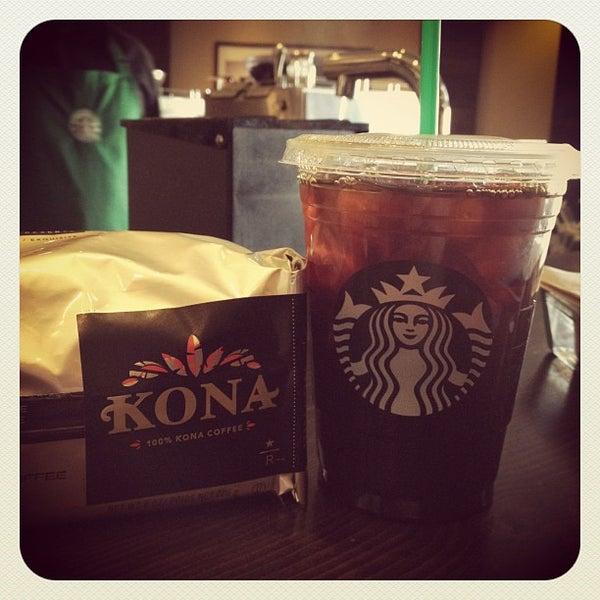 Photo taken at Starbucks by Erin M. on 3/6/2012