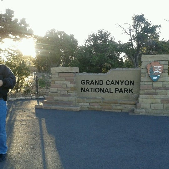 Photo taken at Grand Canyon National Park by Tina T. on 6/10/2012
