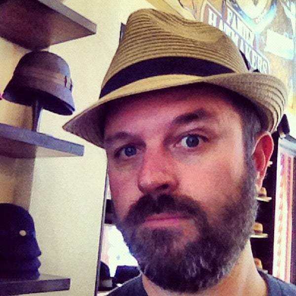 Photo taken at Goorin Bros. Hat Shop by Lance S. on 3/2/2012