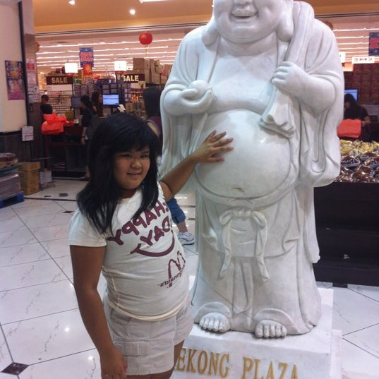 Photo taken at Mekong Plaza by May A. on 7/8/2012