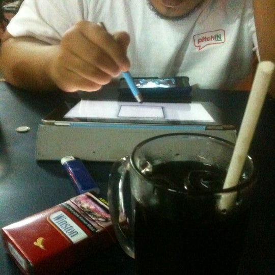 Photo taken at Al Salam Bistro by Hanis R. on 6/27/2012